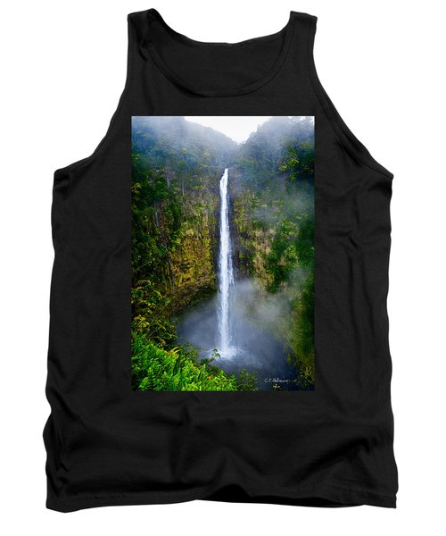 Akaka Falls Tank Top by Christopher Holmes