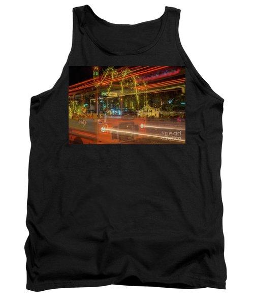 Alamo Via Streetcar Tank Top