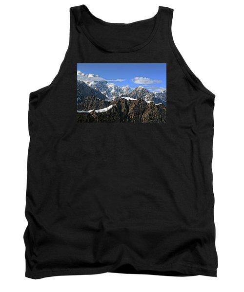 Alaska Mountain Range Tank Top