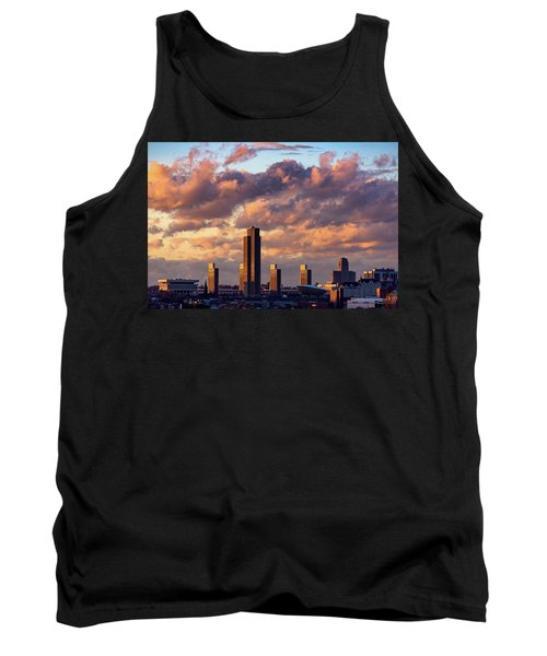 Albany Sunset Skyline Tank Top