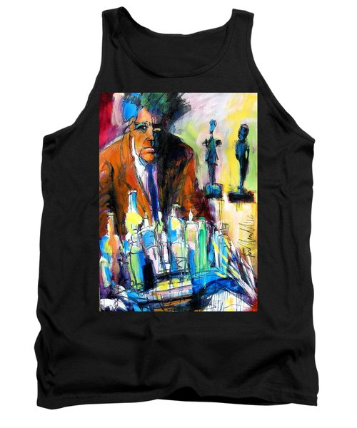 Alberto Tank Top by Les Leffingwell