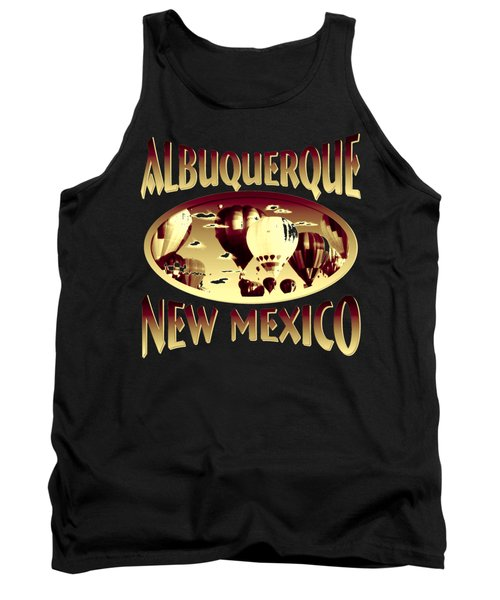 Albuquerque New Mexico Design Tank Top