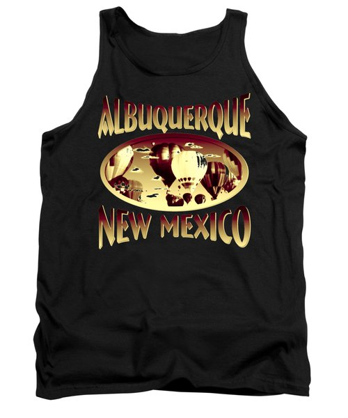 Albuquerque New Mexico Design Tank Top