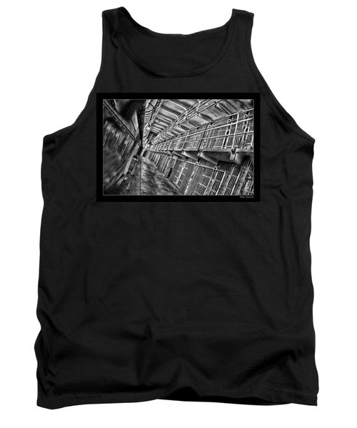 Alcatraz The Cells Tank Top