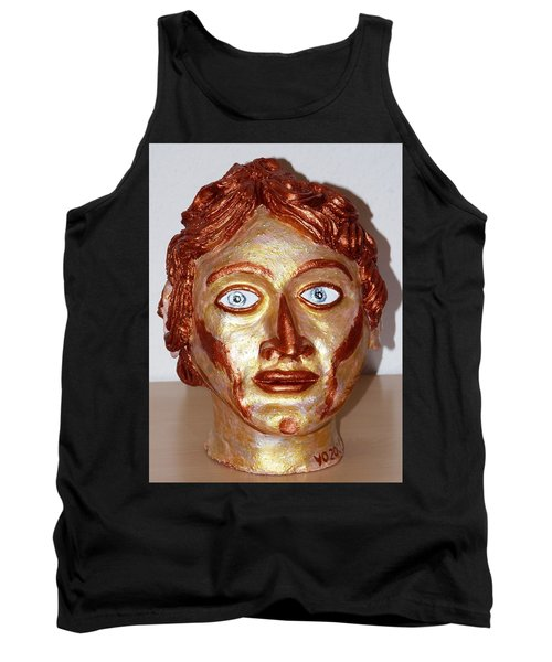 Alexander The Great Tank Top