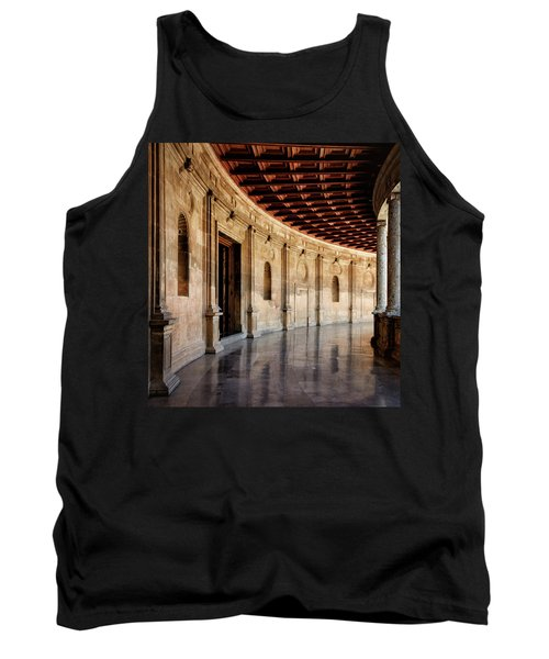 Alhambra Reflections Tank Top by Marion McCristall