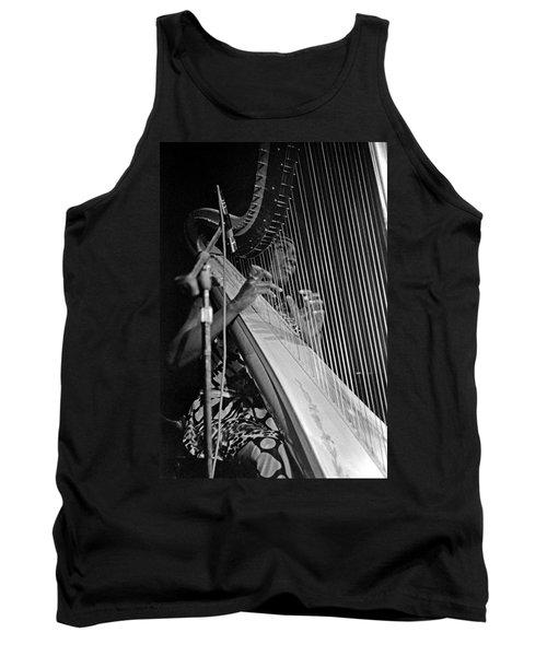 Alice Coltrane On Harp Tank Top