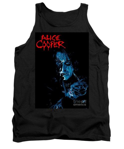 Alice Cooper Tank Top