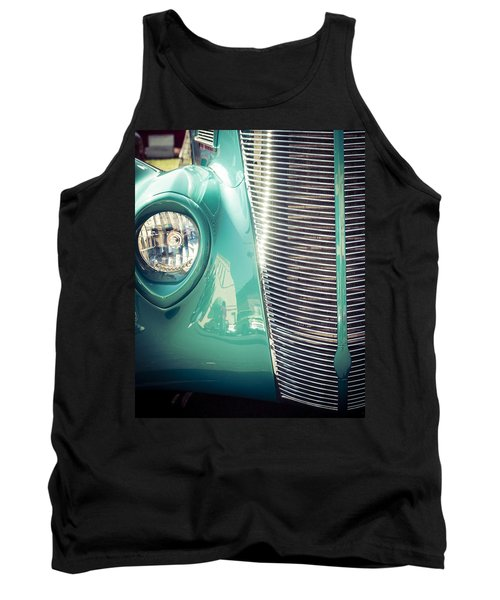 All Business Tank Top