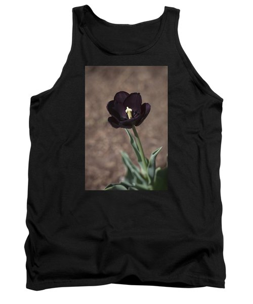 All Darkness And Light Tank Top by Morris  McClung