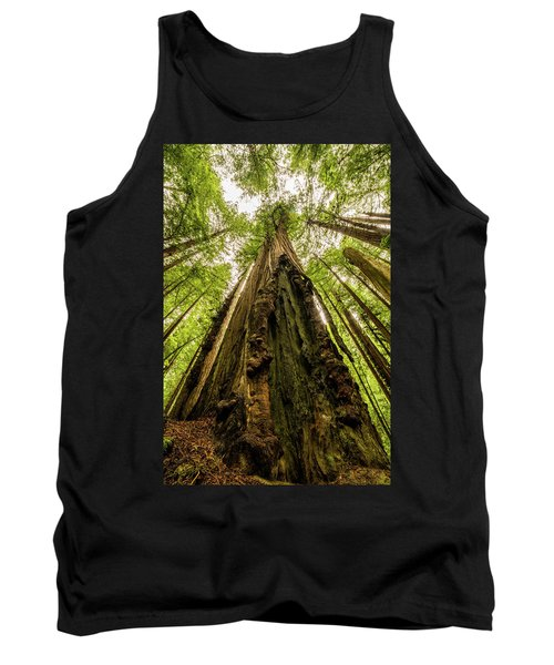 All Hail The King Tank Top
