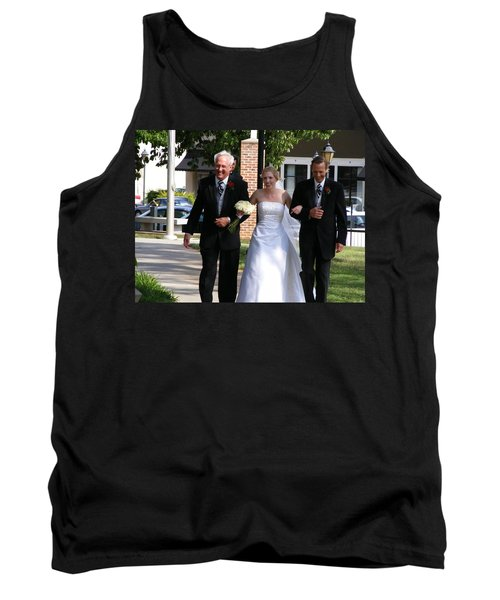 All Smiles Tank Top by Adam Cornelison