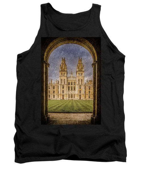 Oxford, England - All Soul's Tank Top