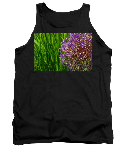 Allium Explosion Tank Top