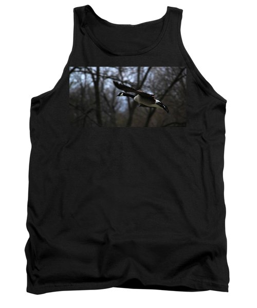 Tank Top featuring the photograph Almost Home by Rowana Ray