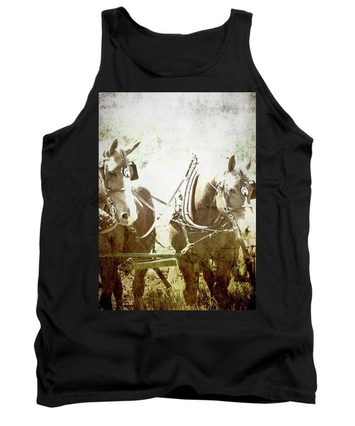 Almost Quitting Time Tank Top
