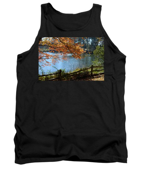 Along The Road Tank Top