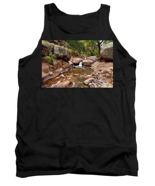 Along The St. Vrain Tank Top