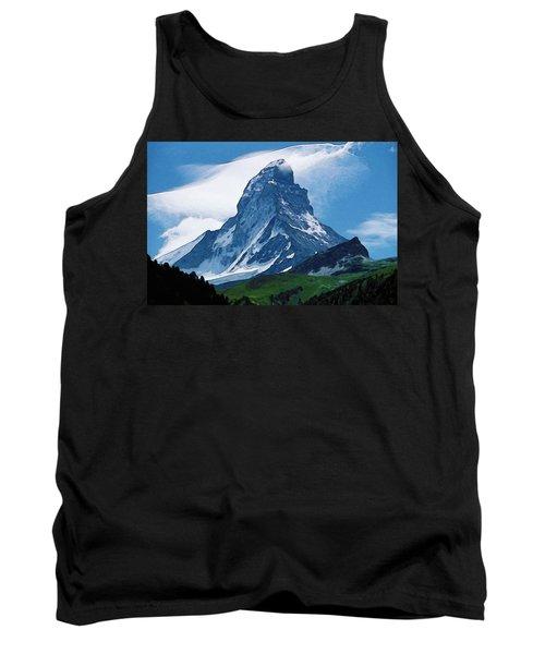 Alps Tank Top