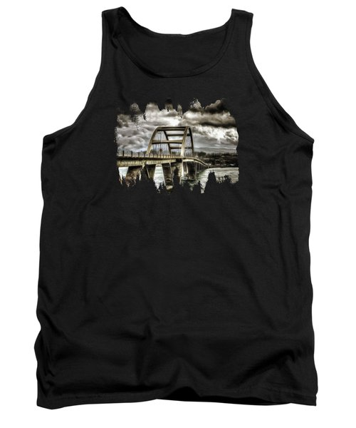 Alsea Bay Bridge Tank Top