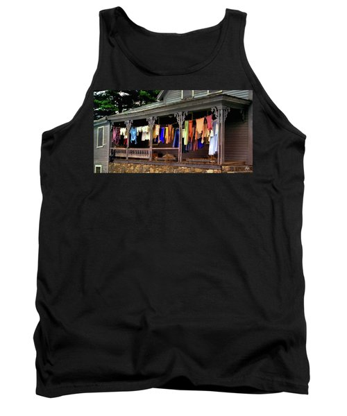 Alton Washday Revisited Tank Top