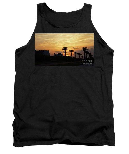 Alys At Sunset Tank Top