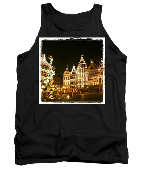Amazing Romantic Antwerp Tank Top