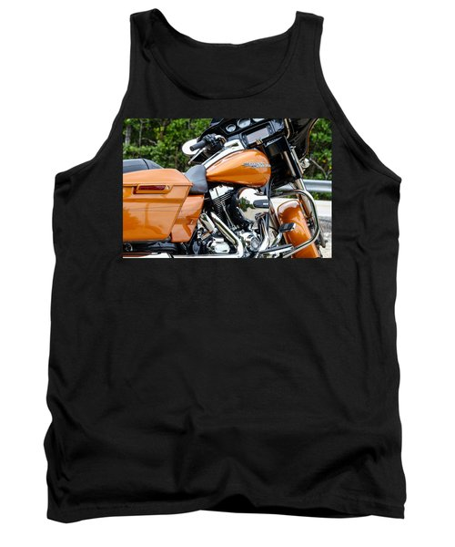 Amber Whiskey Glide Tank Top