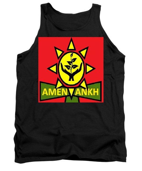 Amen Ankh Sunset Tank Top