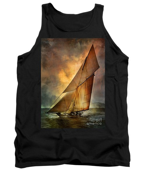 America's Cup 1 Tank Top