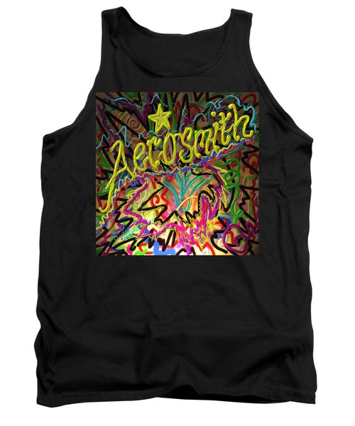 America's Rock Band Tank Top by Kevin Caudill