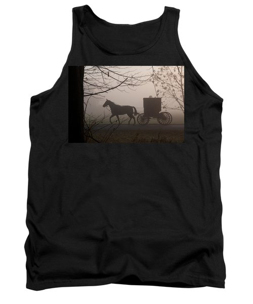 Amish Morning 1 Tank Top