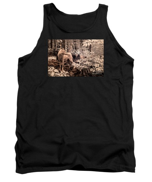 Among Mixed Company Tank Top