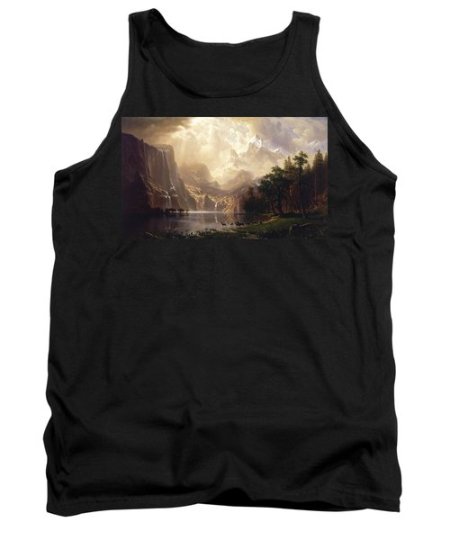 Among The Sierra Nevada Tank Top