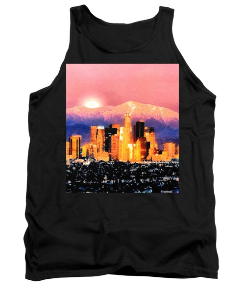 Anchorage Tank Top by Elaine Ossipov