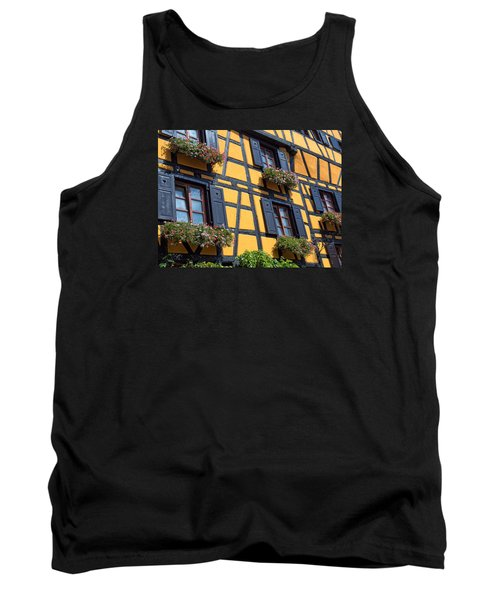 Ancient Alsace Auberge Tank Top
