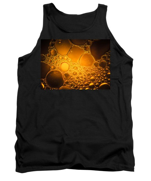 Ancient Gold  Tank Top by Bruce Pritchett