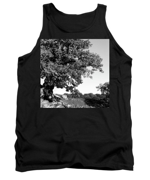 Ancient Oak, Bradgate Park Tank Top