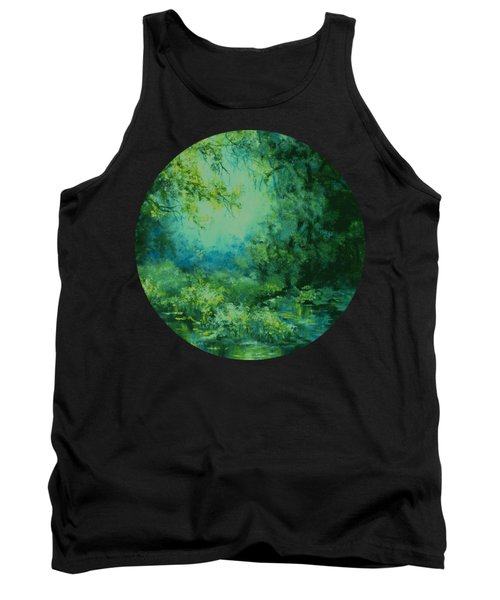 And Time Stood Still Tank Top