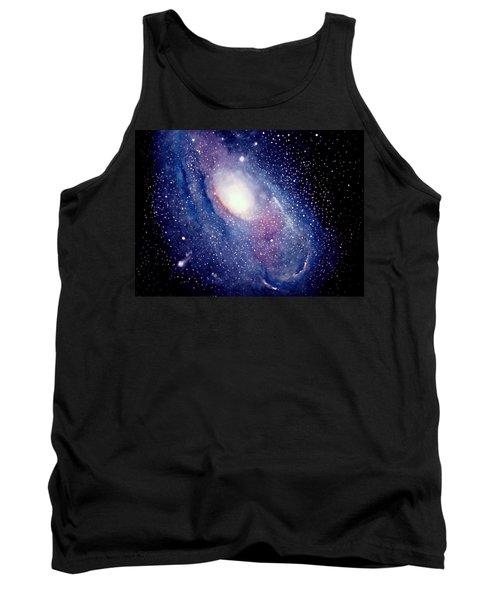 Andromeda Galaxy Tank Top