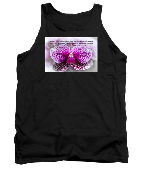 Angel Among Us Tank Top by Penny Lisowski