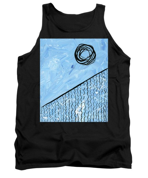 Angle Of Repose Vertical Tank Top