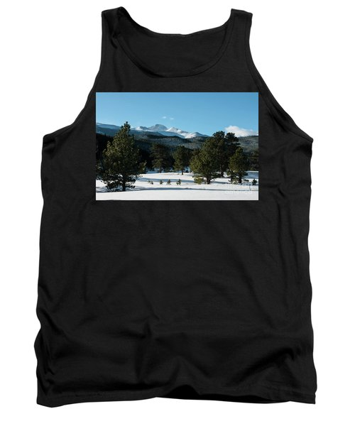Another Beautiful Day In Rocky Mountain National Park - 0612 Tank Top