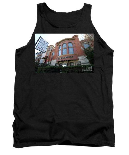 Antioch Baptist Church Tank Top