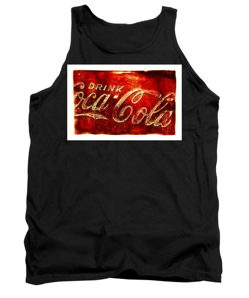 Antique Soda Cooler 2a Tank Top