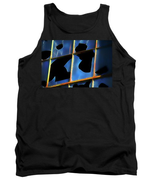 Tank Top featuring the photograph Apocalypse 1 by Yulia Kazansky
