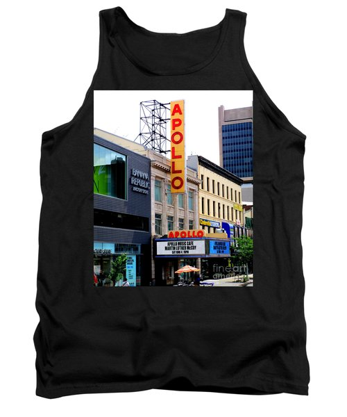Apollo Theater Tank Top by Randall Weidner