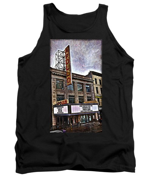 Apollo Theatre, Harlem Tank Top