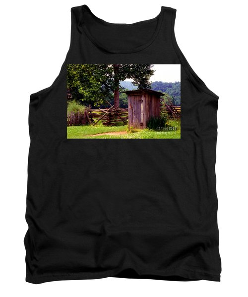 Appalachian Hill-ton Tank Top