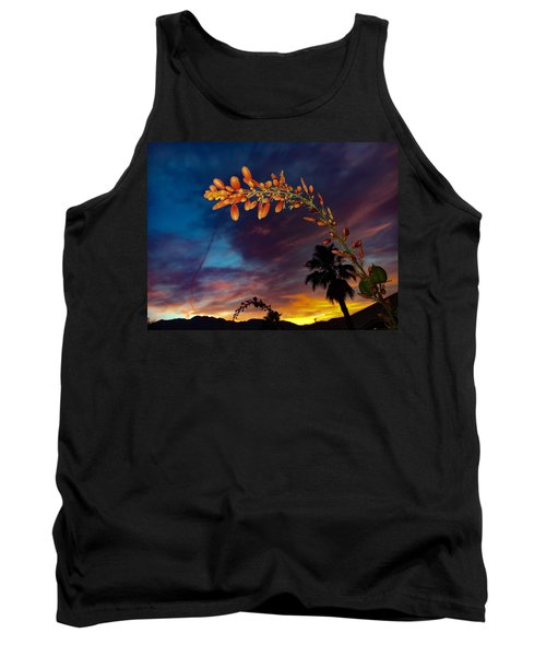 April Showers Bring May Flowers Tank Top